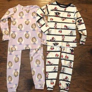Baby Gap Pajama set